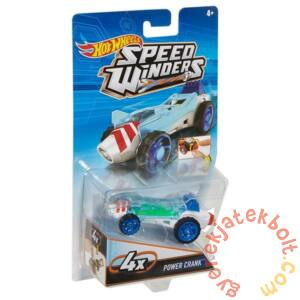 Hot Wheels Speed Winders járgányok - Power Crank-72 (DPB70)