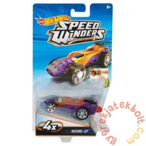 Hot Wheels Speed Winders járgányok - Wound-Up-73 (DPB70)