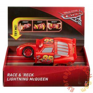Verdák 3 karambol autók - Villám McQueen (DYW39-DYW10)
