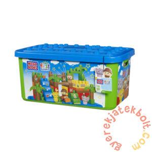 Mega Bloks - Óriás Szafari építőkészlet dobozban (DCL33)
