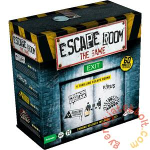 Escape Room - The Game társasjáték (6101546)