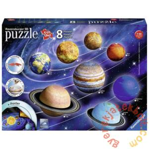 Ravensburger 522 db-os 3D puzzle - Naprendszer (11668)