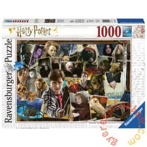 Ravensburger 1000 db-os puzzle - Harry Potter kollázs (15170)