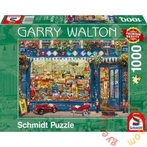 Schmidt 1000 db-os puzzle - Toy Store, Garry Walton (59606)