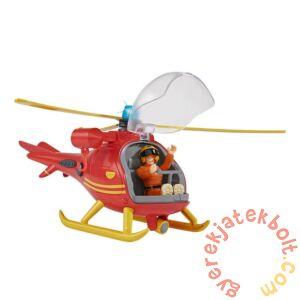 Simba Sam, a tűzoltó helikopter figurával (1661)