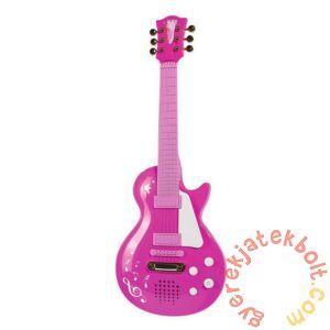 Simba My Music World Rock játék gitár - rózsaszín (6830693)
