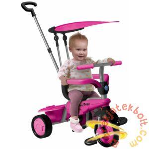 Smart Trike tricikli - Breeze rózsaszín-fekete (6190200)