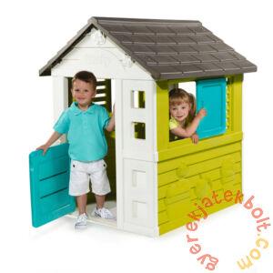 Smoby első házikóm kék-zöld (310064)