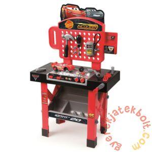 Smoby Verdák 3 Super Szerelőasztal kisautóval (360310)