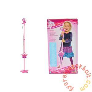 Simba My Music World Girls Állómikrofon - rózsaszín (6830691)