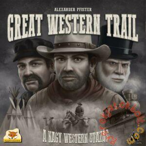 Great Western Trail - A nagy western utazás társasjáték (711145)