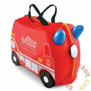 Trunki - Frank, a tűzoltóautó gyermek bőrönd