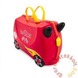 Trunki - Rocco, a versenyautó gyermek bőrönd