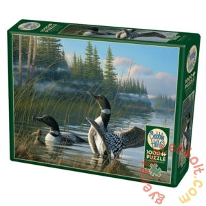 Cobble Hill 1000 db-os puzzle - Common Loons (80107)