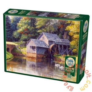 Cobble Hill 1000 db-os puzzle - Mabry Mill (80111)