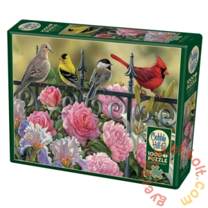 Cobble Hill 1000 db-os puzzle - Birds on a Fence (80114)