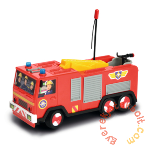 Dickie RC Sam, a tűzoltó - Turbo Jupiter távirányítós tűzoltóautó (3099612)
