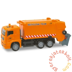 Dickie Heavy City Truck játék munkagépek - Kukásautó (3744003)