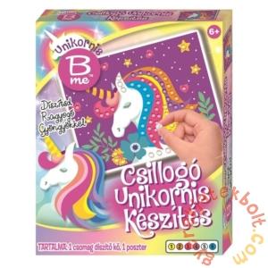 Creative Kids Csillogó unikornis kreatív szett (77588)