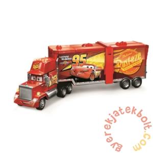 Verdák 2 az 1-ben Mega Mack kamion és versenypályaszett (FPK72)