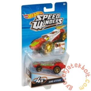 Hot Wheels Speed Winders járgányok - Band Attitude-74 (DPB70)