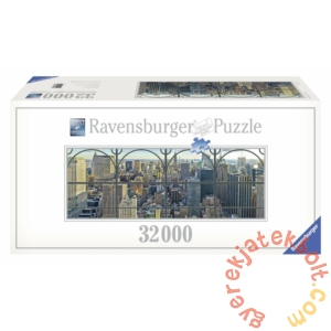 Ravensburger 32000 db-os puzzle - Ablak - New York City (17837)