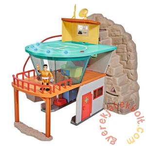 Simba Sam, a tűzoltó hegyi mentőközpont (1003)