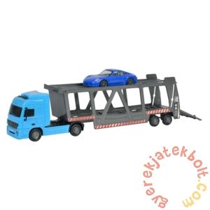 Dickie 38 cm-es Autószállító kamion kisautóval (3746006)