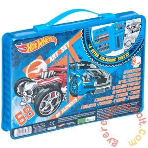 Hot Wheels 68 részes rajzkészlet (341904)