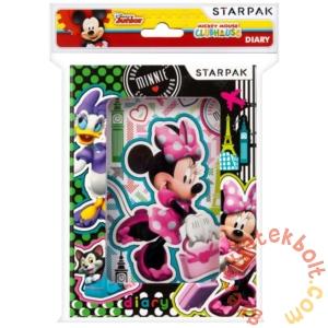 Minnie Mouse kulcsos napló dobozban 17 x 12,5 cm (342563)