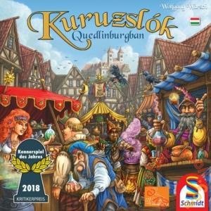 Kuruzslók Quedlinburgban társasjáték (241505)