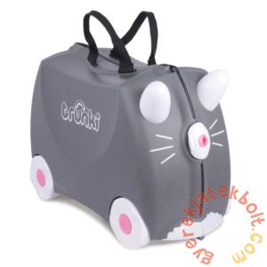 Trunki - Benny, a cica gyermek bőrönd