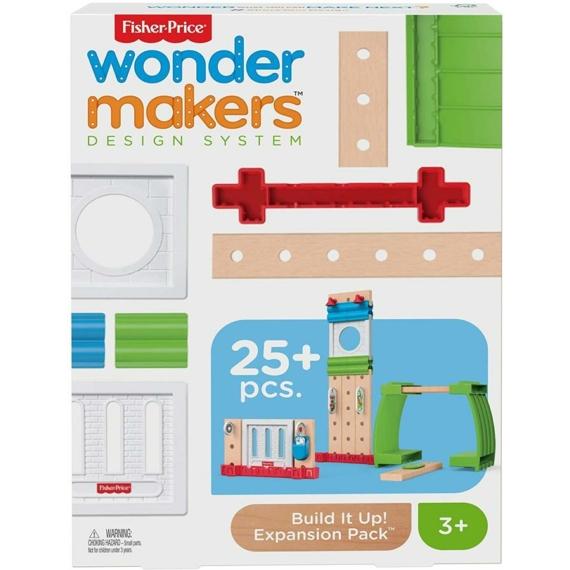 Fisher-Price Wonder Makers - Építkezős pályakiegészítő (GFP80/GFP62)