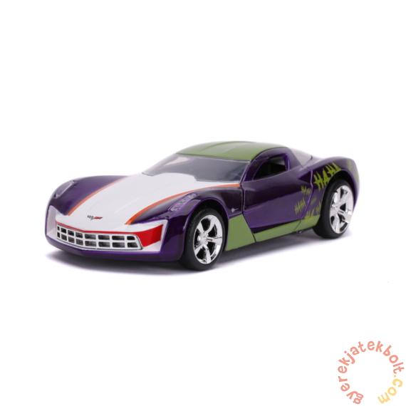 DC Comics - Joker fém autómodell - 2009 Chevrolet Corvette Stingray (253252016)