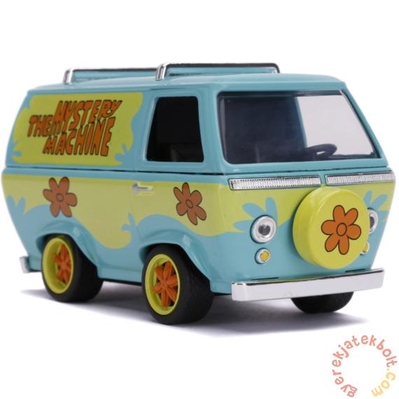 Scooby Doo Csodajárgány fém autómodell - 10 cm
