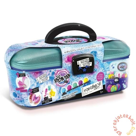 So Bomb fürdőgolyó szett bőröndben 5 db-os (BBD004H)