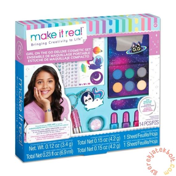 Make It Real Szépség - Lányok a világ körül smink szett (MIR2463)