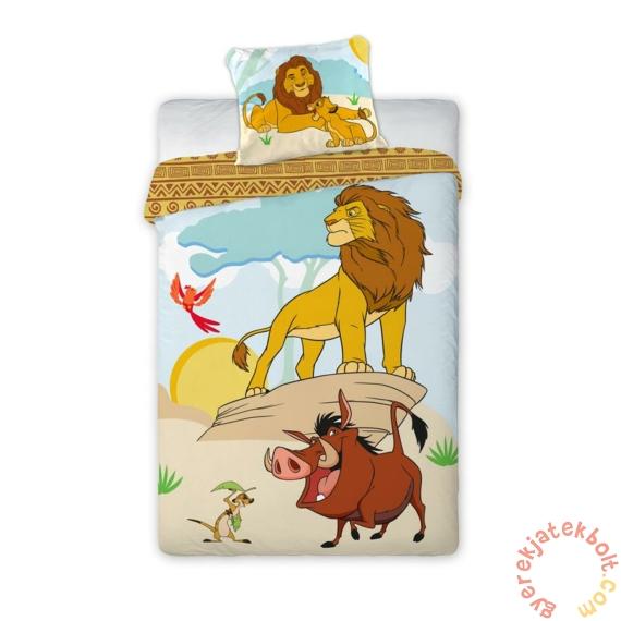 Az oroszlánkirály ágyneműhuzat szett