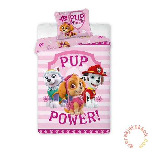 Mancs őrjárat ágyneműhuzat szett - Pup power