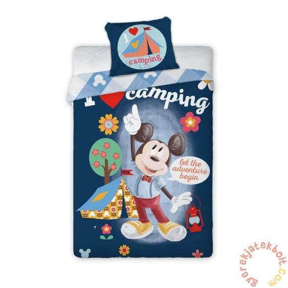Mickey Mouse ágyneműhuzat szett - Camping