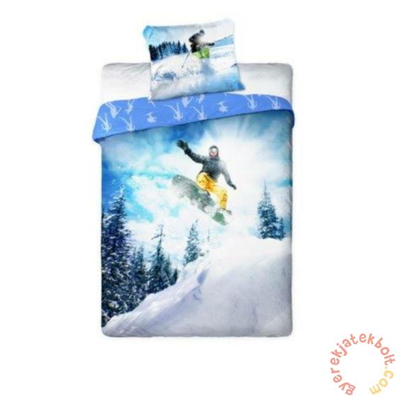 Snowboardos ágyneműhuzat szett