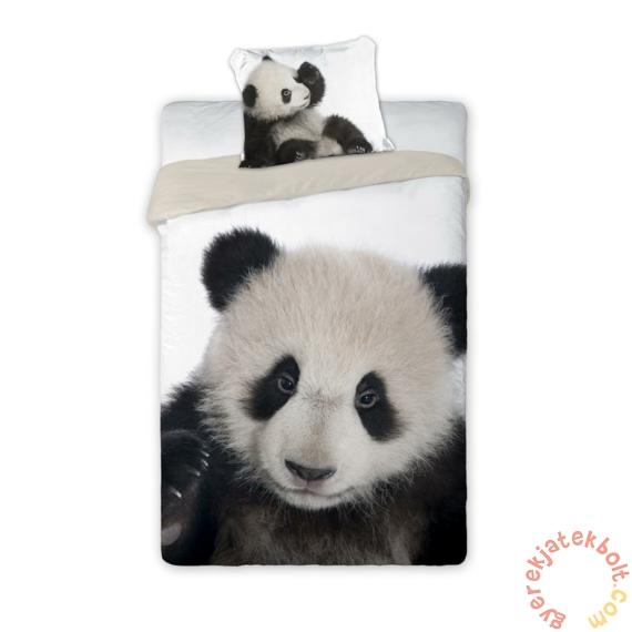 Wild pandás ágyneműhuzat szett