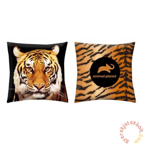 Halantex - Animal Planet - Tigrises - 40 x 40 cm-es párna