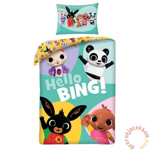 Bing ovis ágyneműhuzat szett - Hello Bing!