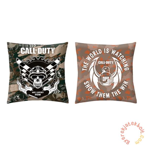 Call of Duty - We lucky few párna 40 x 40 cm-es
