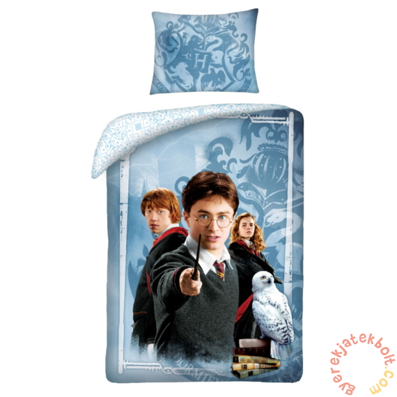 Harry Potter ágyneműhuzat szett - Harry, Ron és Hermione