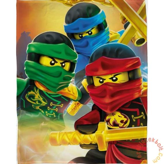 Lego Ninjago polár takaró (LEG-631B)