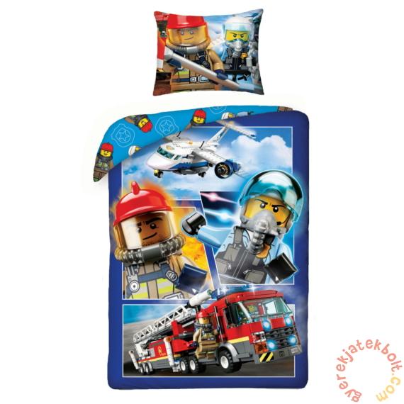Lego City ágyneműhuzat szett