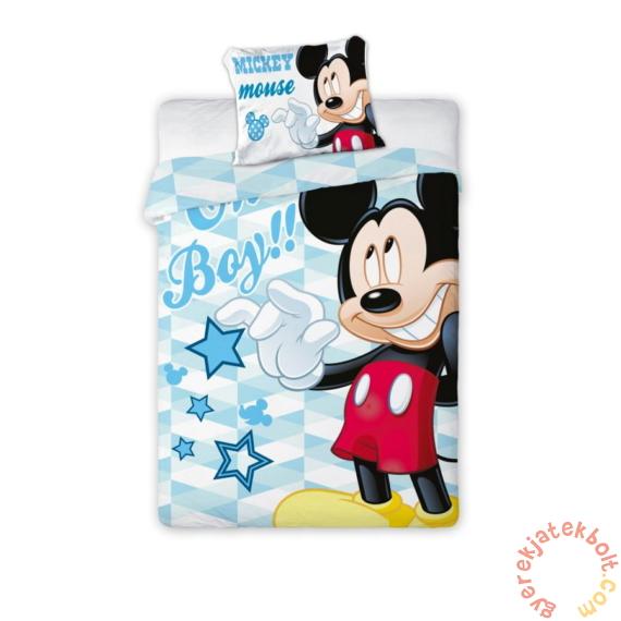 Mickey Mouse ovis ágyneműhuzat szett - Oh boy