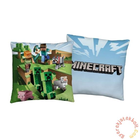 Minecraft 40 x 40 cm-es párna - Creepers
